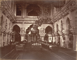 Durbar Hall of Palace, Tanjore